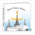 Temples - 6x6 Photo Book (20 pages)