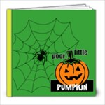 Halloween terrific! 8x8 - 8x8 Photo Book (20 pages)