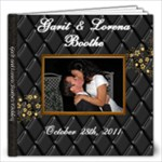 Garit and Lorena s Wedding - 12x12 Photo Book (20 pages)