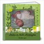 hrh baby book - 8x8 Photo Book (20 pages)