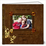 the REAL 2011 Christmas deal - 12x12 Photo Book (20 pages)