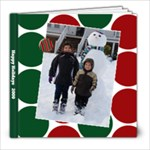 HolidayTime Bk 8x8 - 8x8 Photo Book (20 pages)