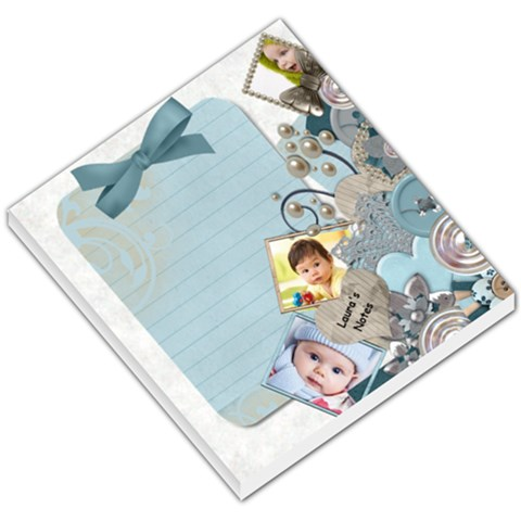 Lauries Notes By Amarie   Small Memo Pads   51nwxkg1e49u   Www Artscow Com