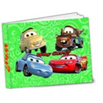 Why Cars all done - 7x5 Deluxe Photo Book (20 pages)