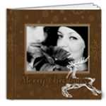 Christmas collection - 8x8 Deluxe Photo Book (20 pages)