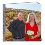 vegas wedding,shannon - 8x8 Photo Book (20 pages)
