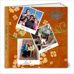 Oct. 2010 Vacation - 8x8 Photo Book (20 pages)