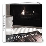 north carolina - 8x8 Photo Book (39 pages)
