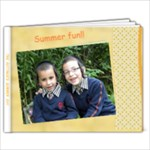 summer 2011 - 9x7 Photo Book (20 pages)