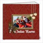 8x8 (20 pages): Christmas Memories - 8x8 Photo Book (20 pages)