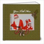 8x8 (20 pages): Christmas in Our Hearts - 8x8 Photo Book (20 pages)