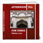 Afternoon Tea - 8x8 Photo Book (20 pages)