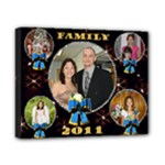 family 8x 10 stretched canvas - Canvas 10  x 8  (Stretched)