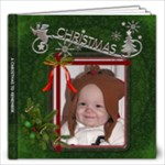 A Christmas To Remember 40 Page 12x12 Photo Book - 12x12 Photo Book (20 pages)