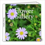 Flower gallery - 8x8 Photo Book (20 pages)