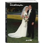 Wedding Album 8X10 - 9x12 Deluxe Photo Book (20 pages)