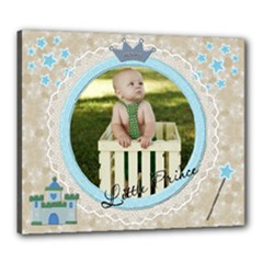 Little Prince 24x20 Stretched Canvas - Canvas 24  x 20  (Stretched)