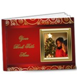 My christmas Deluxe Book 9x7 (20 Pages) - 9x7 Deluxe Photo Book (20 pages)