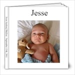 Jesse - for US - 8x8 Photo Book (20 pages)