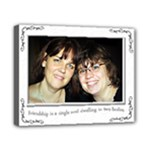 friendship canvas - Canvas 10  x 8  (Stretched)