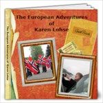 Karen s European Vacation - 12x12 Photo Book (100 pages)