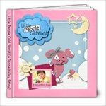 Little People Cold Word (Personalize this Childrens StoryBook) only $9.99 - 8x8 Photo Book (20 pages)