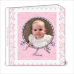 A Little Book of Love - 6x6 Photo Book (20 pages)