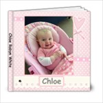 isabella - 6x6 Photo Book (20 pages)