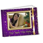 Elegant Christmas deluxe Picture Book (7x5) 20 Pages - 7x5 Deluxe Photo Book (20 pages)