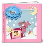Little People Cold World (Childrens StoryBook) This Kit will be free in 2Days :) - 12x12 Photo Book (20 pages)