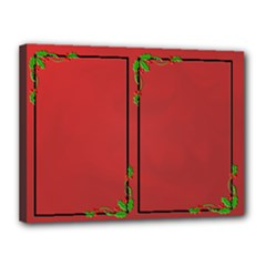 canvas christmas - Canvas 16  x 12  (Stretched)