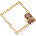 Checked Small Memo - Small Memo Pads