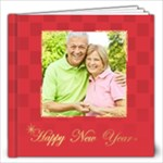 new year and xmas - 12x12 Photo Book (20 pages)