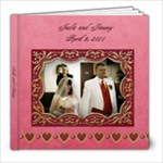 Judie and Jimmy - 8x8 Photo Book (20 pages)