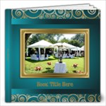 Festive Elegant 12x12 Picture Book (20 Pages) - 12x12 Photo Book (20 pages)