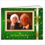 Elegant Christmas landscape Picture Book 11x8.5 (20 Pages) - 11 x 8.5 Photo Book(20 pages)