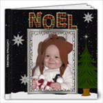 Christmas Memories 40 Page 12x12 Photo Book - 12x12 Photo Book (20 pages)