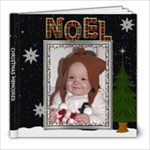 Christmas Memories 20 Page 8x8 Photo Book - 8x8 Photo Book (20 pages)