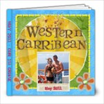 8x8 final book carribean carnival cruise - 8x8 Photo Book (20 pages)