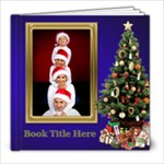 O Christmas Tree 8x8 Book (30 Pages) - 8x8 Photo Book (30 pages)