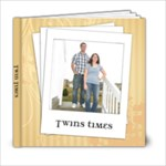 twin times - 6x6 Photo Book (20 pages)