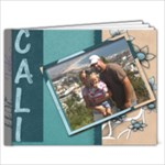 cali trip - 9x7 Photo Book (20 pages)