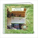2011 GFAS Carole Noon Award for Sanctuary Excellence - 6x6 Photo Book (20 pages)