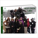 Deep Creek 2011 - 9x7 Photo Book (20 pages)