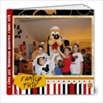 dales book disney - 8x8 Photo Book (20 pages)