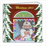 Christmas 2011 8x8 30 pages - 8x8 Photo Book (30 pages)