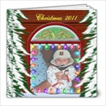 Christmas 2011 8x8 39 pages - 8x8 Photo Book (39 pages)