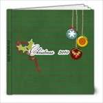 CHRTISTMAS 2011 - 8x8 Photo Book (20 pages)