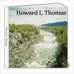 Howard RESIZED - 8x8 Photo Book (39 pages)