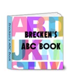 abc small - 4x4 Deluxe Photo Book (20 pages)